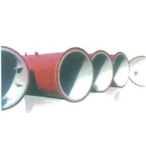 衬塑设备的硫化工艺